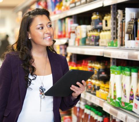 DMF propose des prestations de merchandising